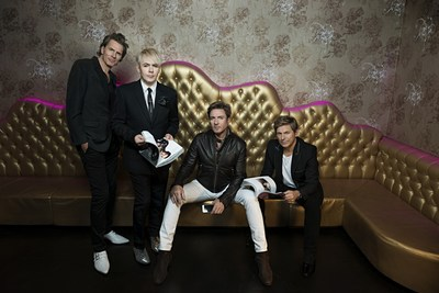 Iconic Rock Band Duran Duran To Ring In 2017 At The Theater at MGM National Harbor December 31 And January 1