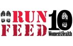 RUN10 FEED10 Logo