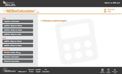 Online Design Of Experiments Calculator