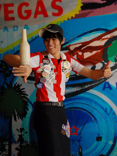 T.G.I. Friday's® Toasts 21st World Bartender Champion