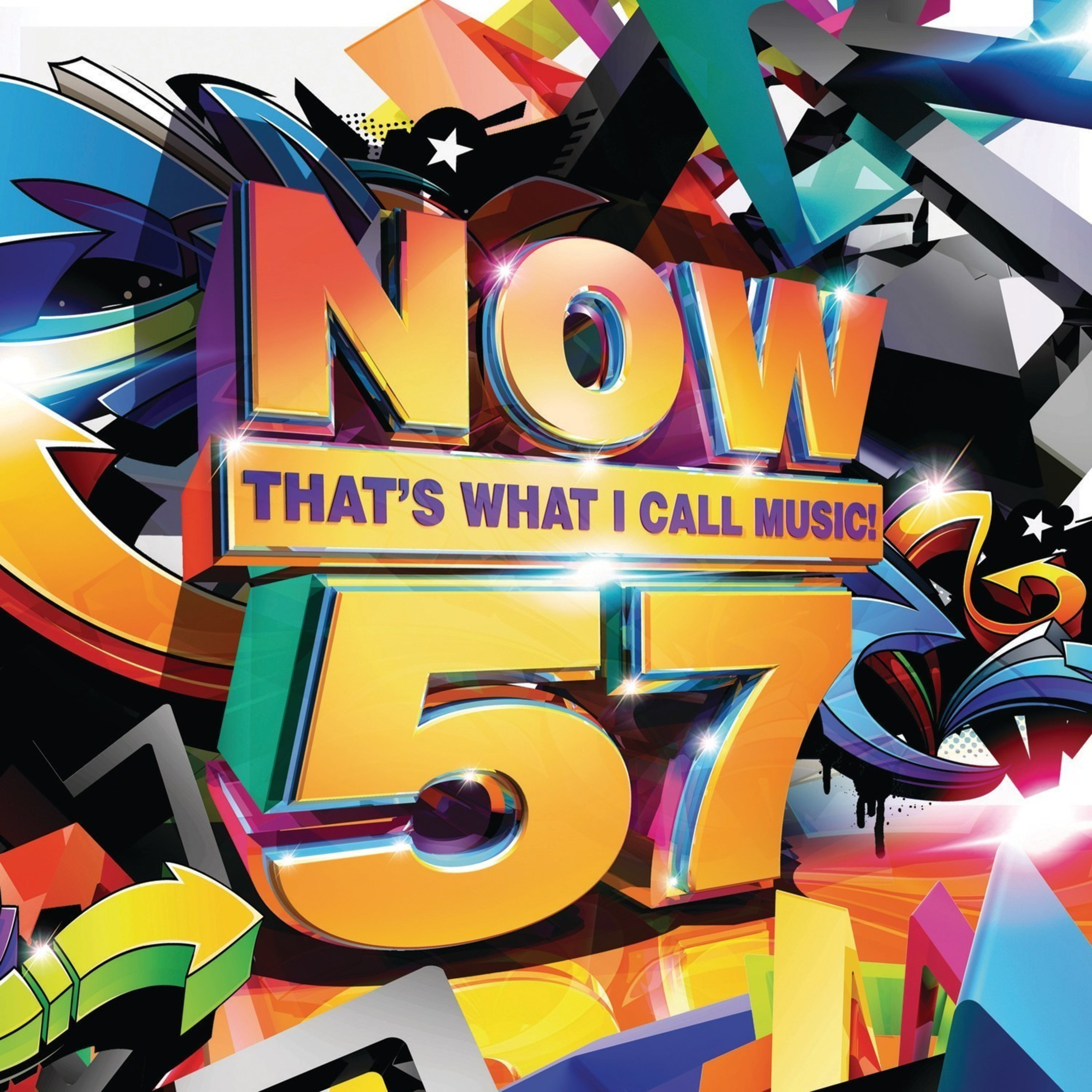NOW That's What I Call Music! Presents Today's Biggest Hits on NOW That's What I Call Music! 57 and Classic Pop/Rock Tracks on NOW That's What I Call Power Ballads Hi