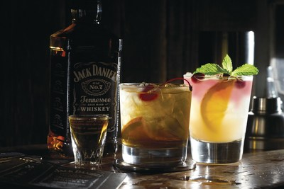 Black Angus Steakhouse launches two new fall-inspired cocktails: Old Fashioned Jack and Jack's Berry Margarita.