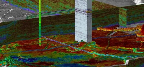 Advanced interactive QSI workflow in Paradigm 3D canvas (PRNewsFoto/Paradigm)