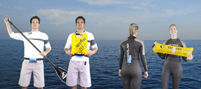 Restube continues to safeguard water sports enthusiasts with launch of Ultralite Life Jacket(TM) and Ultralite Swim Tube.(TM)
