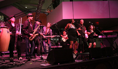 Clif Bar Wins Best Corporate Band in America at the FORTUNE Battle of the Corporate Bands on October 6, 2012 in  ...