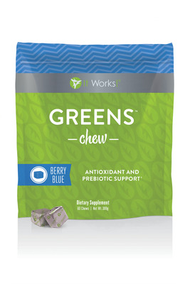 It Works! Greens Chew.  (PRNewsFoto/It Works! Global)