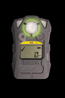 MSA's ALTAIR 2XP Detector Recognized as Product-of-the-Year by Occupational Health and Safety Magazine.