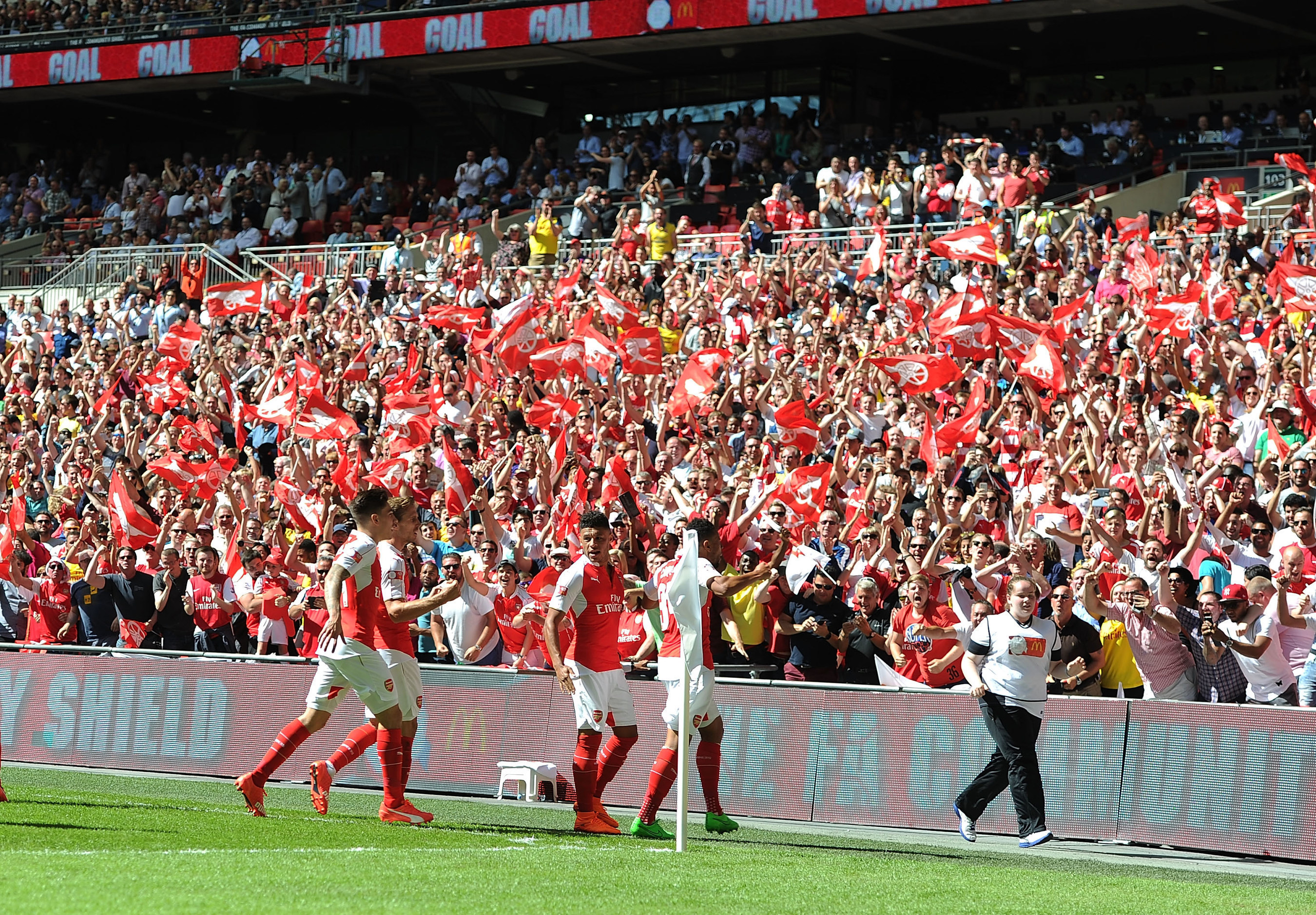 Arsenal to thrill fans in Sydney July 2017