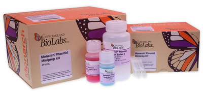 Monarch Nucleic Acid Purification Kits from New England Biolabs, Inc.