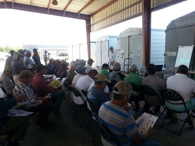 GAP Connections recently held a series of free, bilingual on-farm safety and compliance training events in Georgia, Kentucky and North Carolina