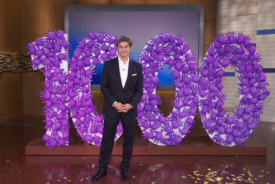 The Dr. Oz Show celebrates its 1000th episode Thursday May 7.