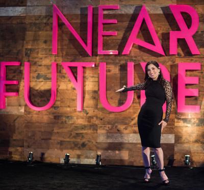 """We are all Near Futurists,"" says Near Future Summit founder Zem Joaquin."