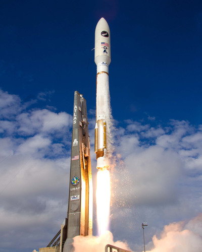 United Launch Alliance Successfully Launches Third X-37B Orbital Test Vehicle for the Air Force