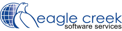 Eagle Creek Software Services logo.  (PRNewsFoto/Eagle Creek Software Services)