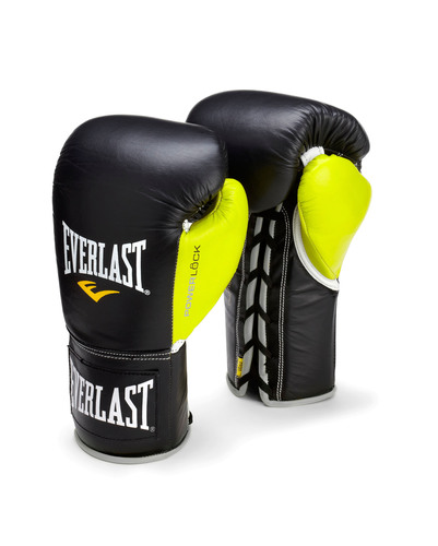 Everlast Unveils the New PowerLock Fight Glove.  (PRNewsFoto/Everlast Worldwide Inc.)