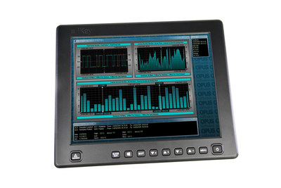 The 12.1-inch iKeyVision Flat Panel Touch Screen Display is the first in the all new iKeyVision Display line from iKey.