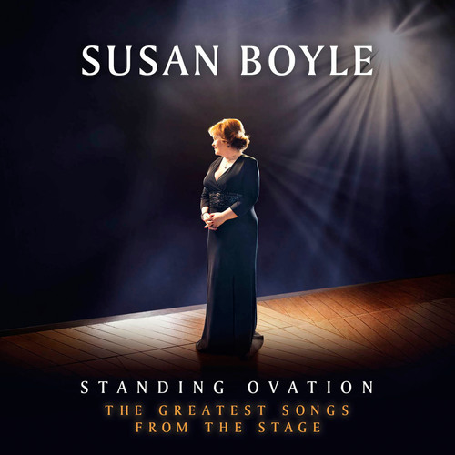 Standing Ovation, the New Susan Boyle Album, Coming November 13 on Syco/Columbia Records. (photo credit: ...