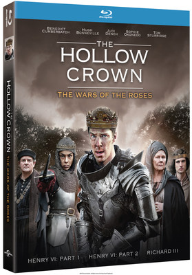 From Universal Pictures Home Entertainment: The Hollow Crown: The Wars of The Roses