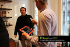 ShopKeep POS iPad Mini Register Helps Merchants Move Through Lines Faster.  (PRNewsFoto/ShopKeep POS)