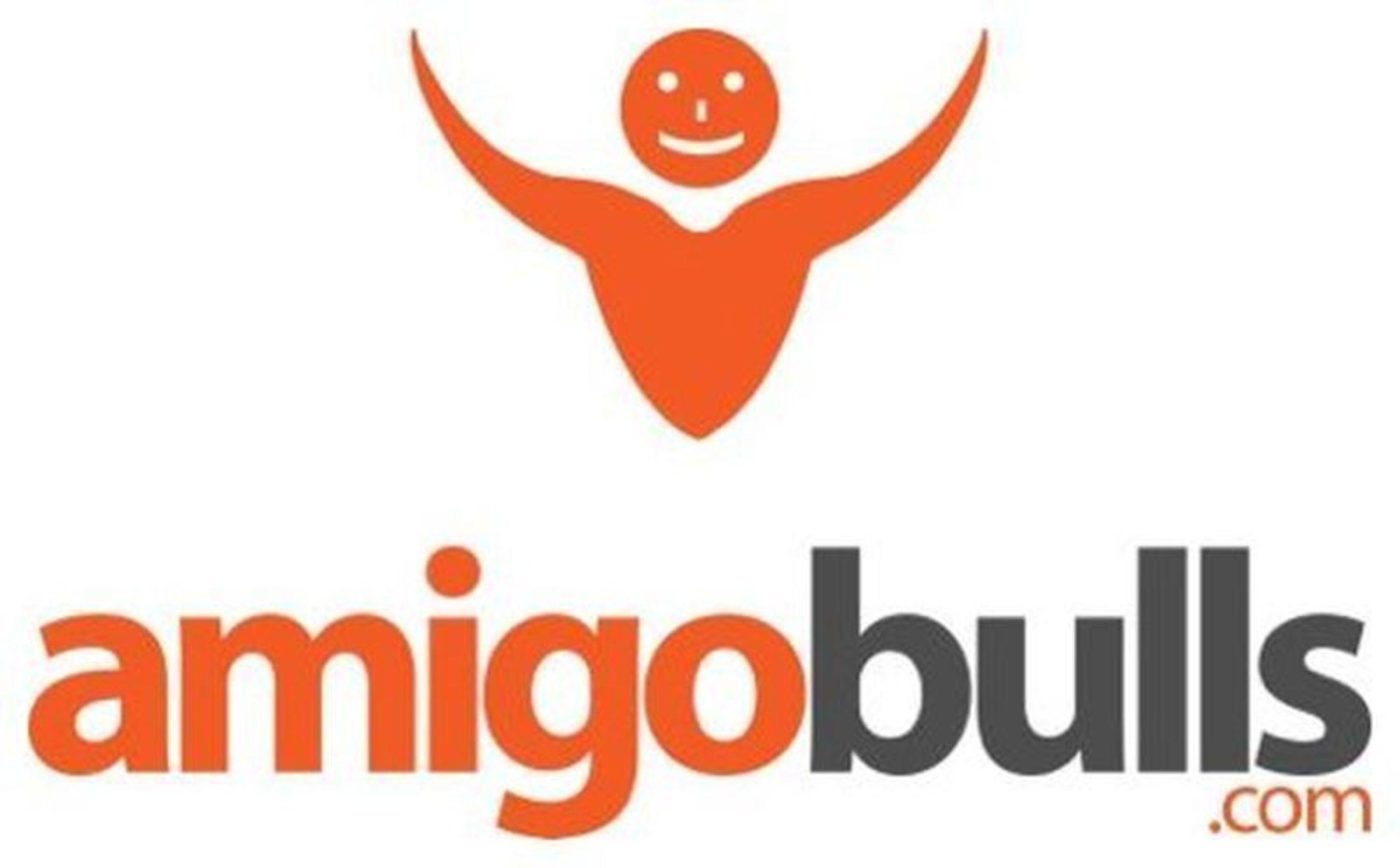 Amigobulls - Logo (PRNewsFoto/Amigobulls Mediatech)