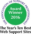 Jive-Powered Communities Recognized in 2016's Top Ten Web Support Sites