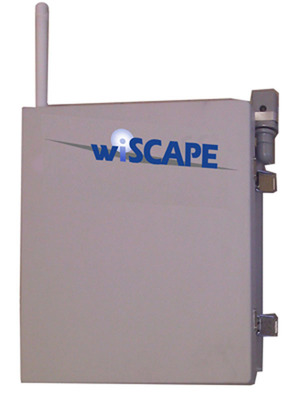 Hubbell Building Automation's wiSCAPE(tm) is a state-of-the-art wireless lighting control solution for new and existing street lights.  (PRNewsFoto/Hubbell Lighting)