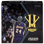 PANINI AMERICA, KOBE BRYANT TEAM UP FOR UNIQUE TRADING CARD SET FEATURING KOBE'S FAVORITE CAREER MOMENTS