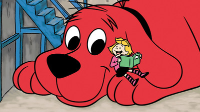 Popular children's TV series Clifford the Big Red Dog to stream on Netflix Beginning February 14.  (PRNewsFoto/Netflix, Inc., Scholastic Inc. )