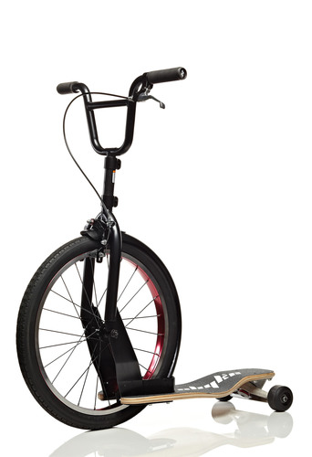 The A20, the newest in the line-up of Sbyke(R) kick scooters, makes its debut at Toy Fair 2014. This ...