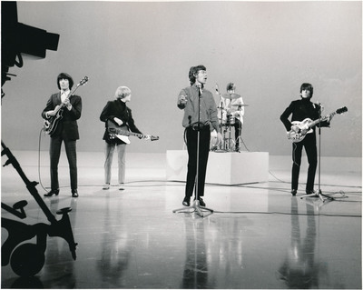 The Rolling Stones (pictured) appear with other '60s rock and roll icons, including The Beatles, The Beach Boys, The Mamas & The Papas, Johnny Rivers, The Fifth Dimension and Creedence Clearwater Revival in ED SULLIVAN'S TOP PERFORMERS 1966-69 beginning August 11 on PBS.  (PRNewsFoto/TJL Productions)