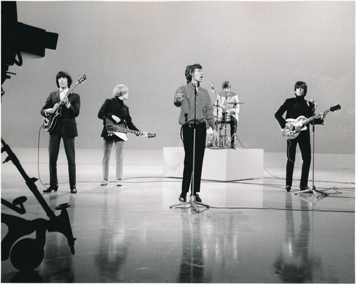 ED SULLIVAN'S TOP PERFORMERS: The Greatest Rock & Roll and Pop Acts of the '60s Performing Their