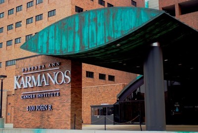 Karmanos Cancer Institute in Detroit, Michigan.