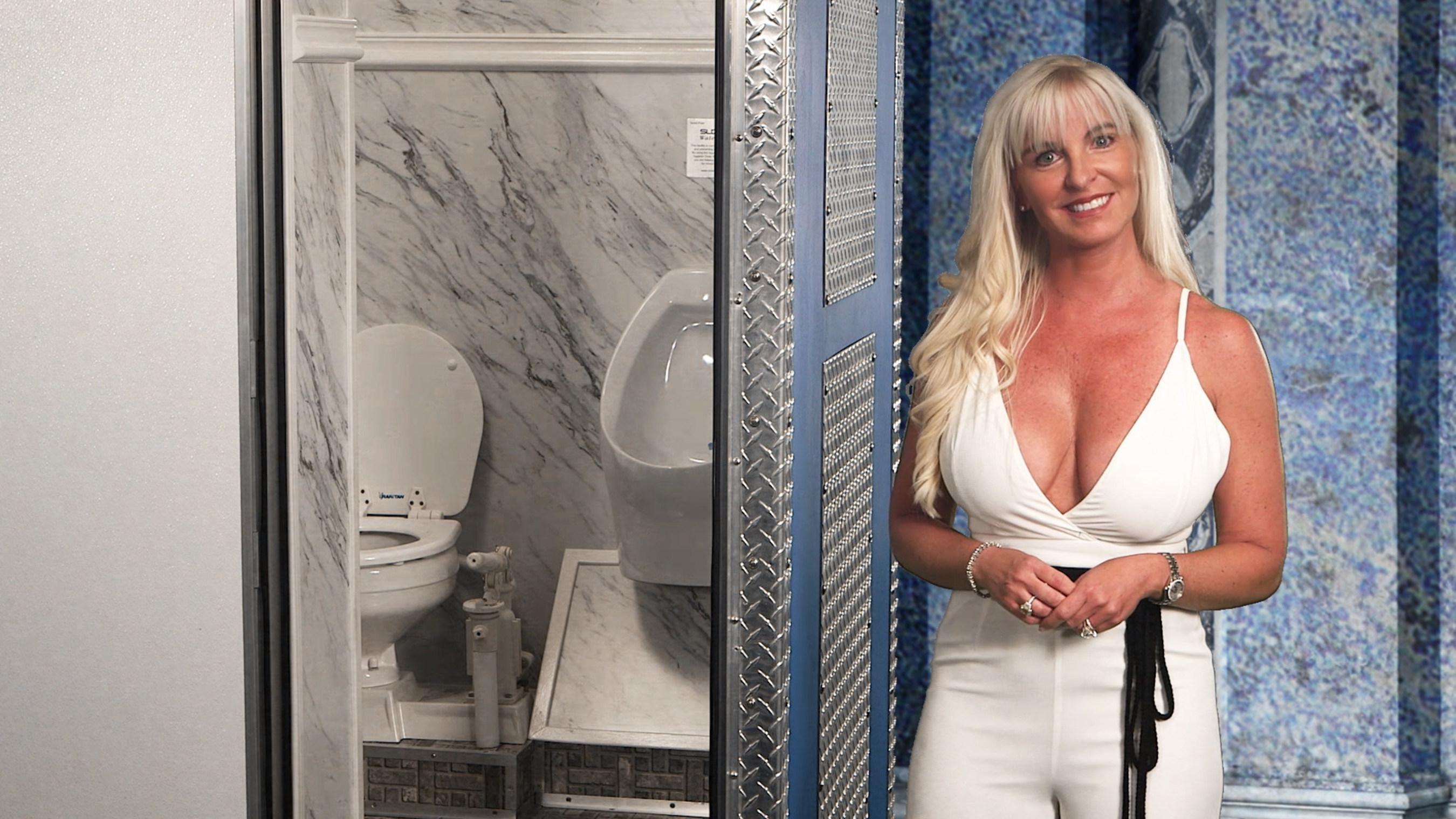 Kimberly Howard & The Waterloo Portable Toilet by CALLAHEAD