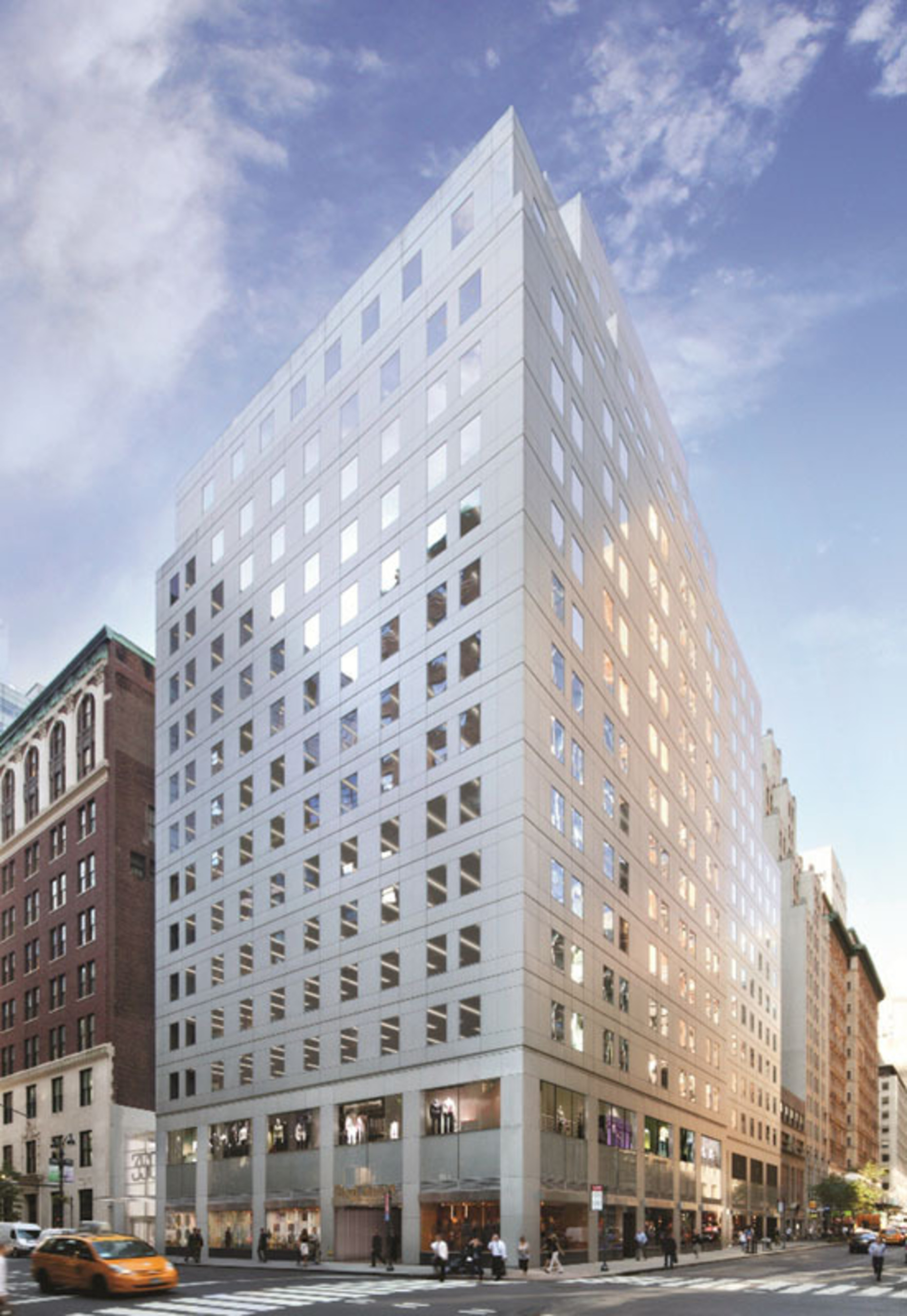 350 Madison Avenue property.  (PRNewsFoto/RFR Realty LLC)