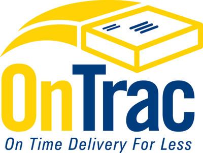 OnTrac Logo. (PRNewsFoto/OnTrac)