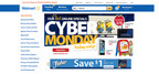 Walmart Unveils Cyber Monday Savings of Up to 60 Percent, Lowers Free Shipping Minimum