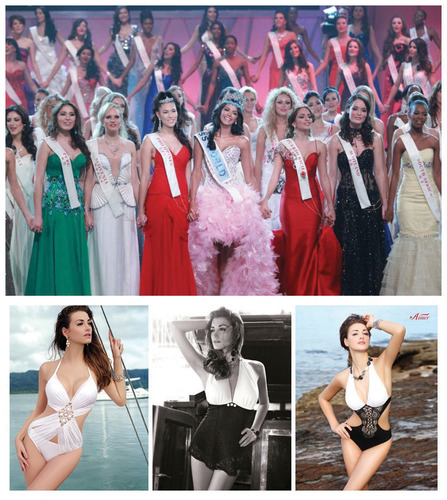 Aimer's New Range of Swimsuits to Feature at Miss World 2012