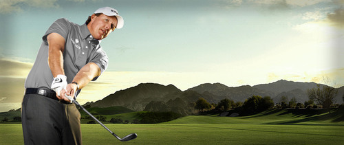 World-Class Professional Golfer Phil Mickelson Launches 'On Course with Phil' for People with