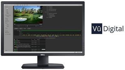 Vu Digital, an award-winning Mississippi-based technology company, has signed a multi-year contract to use its video-to-data product to help the PGA TOUR log and meta-tag video content from its extensive, world-wide collection of golf tournament broadcasts.