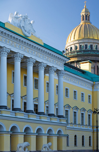 Four Seasons Hotel Lion Palace St. Petersburg Heralds a New Era in One of Europe's Most Exciting