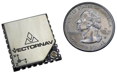 VN-200 GPS-Aided Inertial Navigation System.  (PRNewsFoto/VectorNav Technologies)