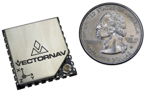VectorNav Technologies Introduces New VN-200 GPS/INS Features at Sensor Expo 2013