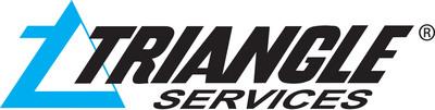 Triangle Services Logo.  (PRNewsFoto/Triangle Services)