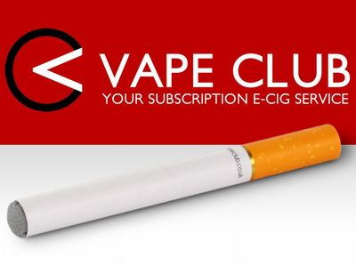 VapeClub - Your Electronic Cigarette Subscription Service