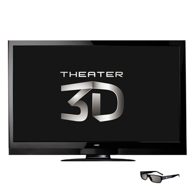 VIZIO Announces Full Line of Theater 3D HDTVs in Sizes Ranging from 22 to 71 inches.  (PRNewsFoto/VIZIO)