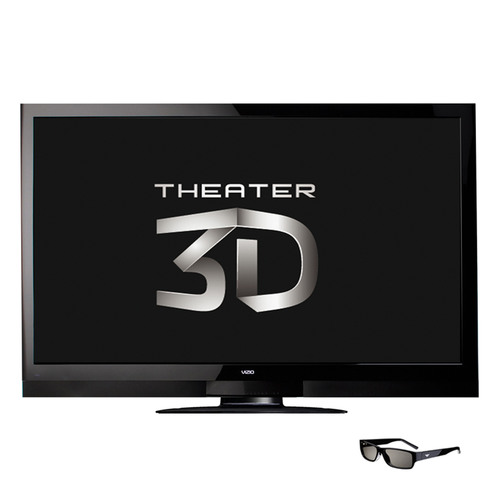 VIZIO Announces Full Line of Theater 3D™ HDTVs in Sizes Ranging from 22 to 71 inches - Brighter,