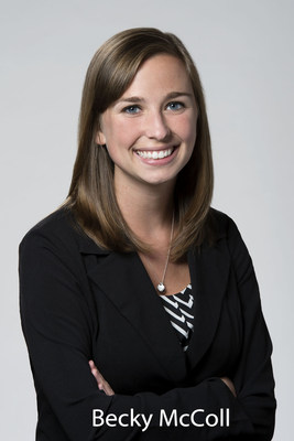 Becky McColl Joins The Siegfried Group, LLP (PRNewsFoto/The Siegfried Group, LLP)