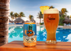 Just in time for summer activities and events, SanTan Brewing Company's most popular seasonal Mr. Pineapple Wheat Ale is back and available now in redesigned Rexam 12 oz. cans.