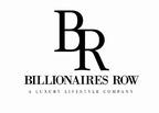 Billionaires Row Logo.  (PRNewsFoto/Billionaires Row)