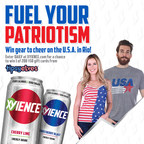 """XYIENCE Energy Drink Launches """"Fuel Your Patriotism"""" Summer-Long Promotion"""